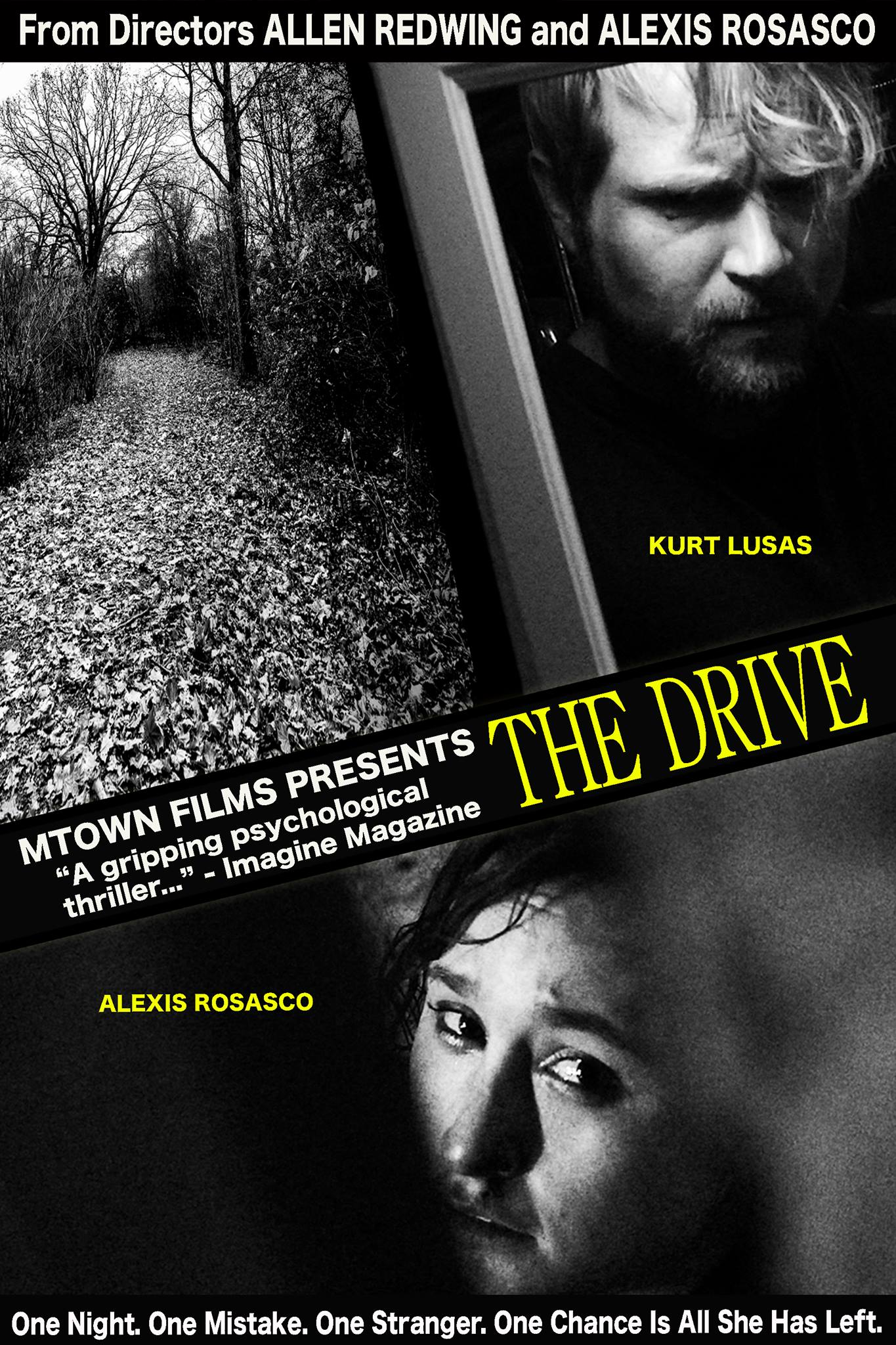The Drive Movie Poster